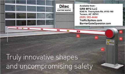 Barrier Gate Operator Banner