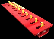 TireShark� brand Traffic Spikes by TrafficSpikesUSA.com. One-way access control systems for road traffic, retractable tire poppers, Tiger Teeth, Cobra, Enforcer motorized spike strips for in-ground & surface installation, directional treadle systems for in-bound and out-bound pneumatic tires. Discount: apartment complex, shopping center, mall, airport, military base, factory and business to protect parking lot, employee, security, public access, commercial property. Contractors welcome.